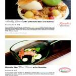 Kempinski's Gourmet Festival with Michelin Star Chef