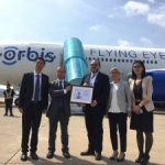 New Generation of Orbis Flying Eye Hospital Launches in China