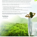 Power up your stay with The Westin Wuhan Wuchang