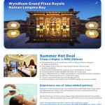 Summer Hot Deal at Wyndham Hainan Longmu Bay